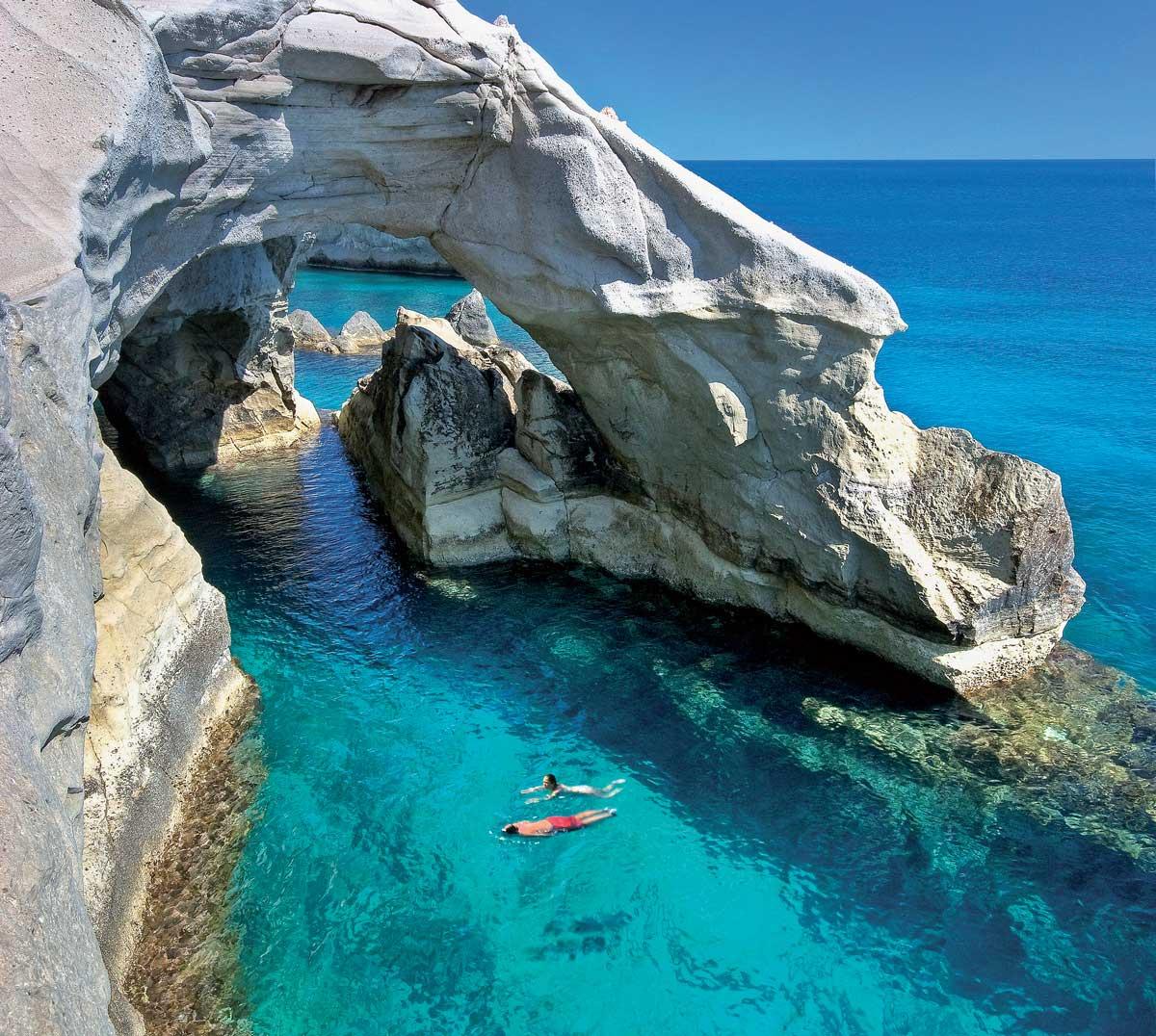 Giorno 6 - Santorini Grecia, Milos Grecia, Mykonos Grecia