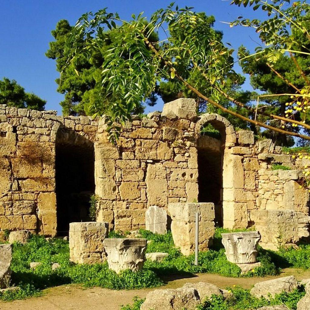 Corinto Tour Grecia Classica