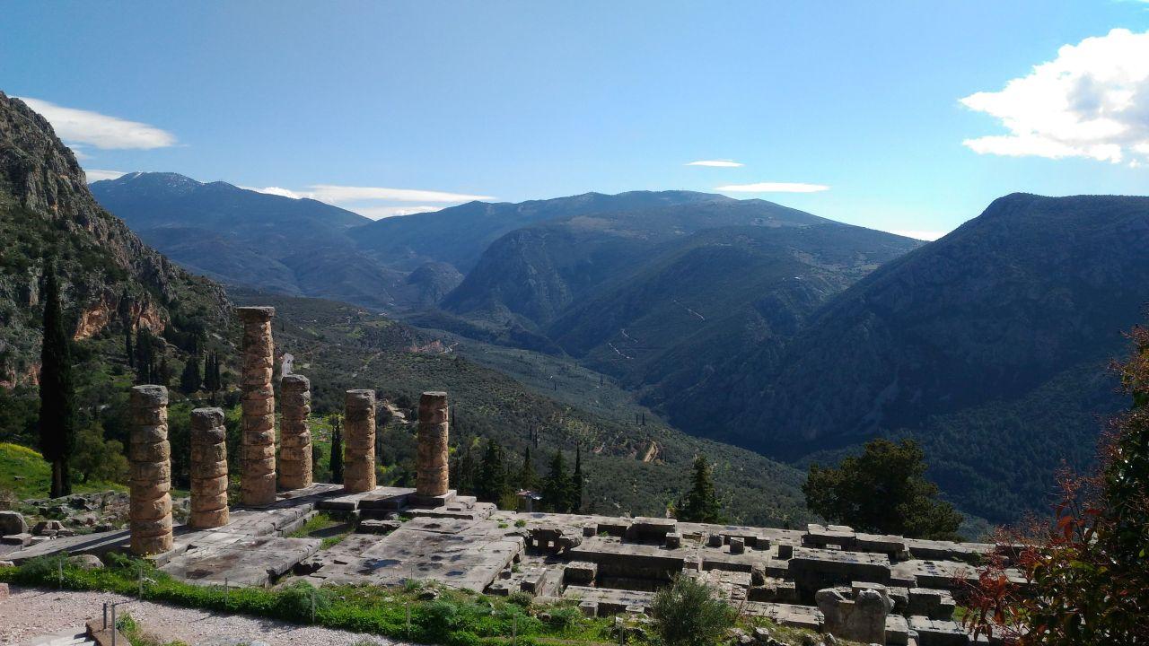 Delfi Tour Grecia Classica 8