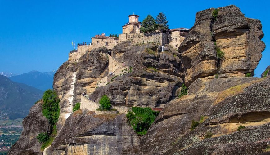 monasteri delle meteore