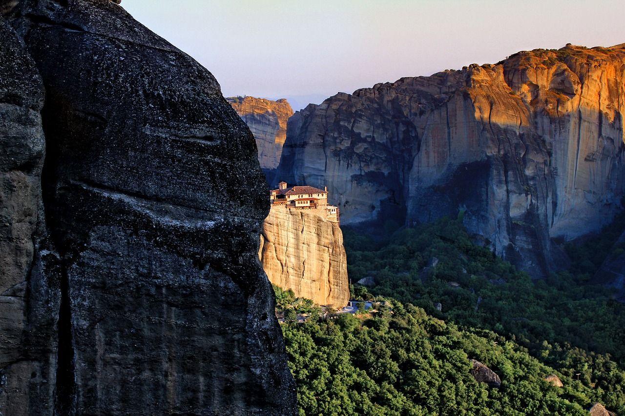 Monasteri delle Meteore Tour Grecia Classica