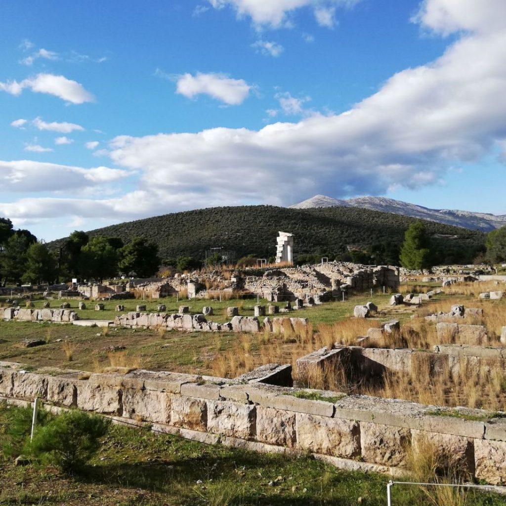 Tempio di Asclepio Tour Grecia Classica