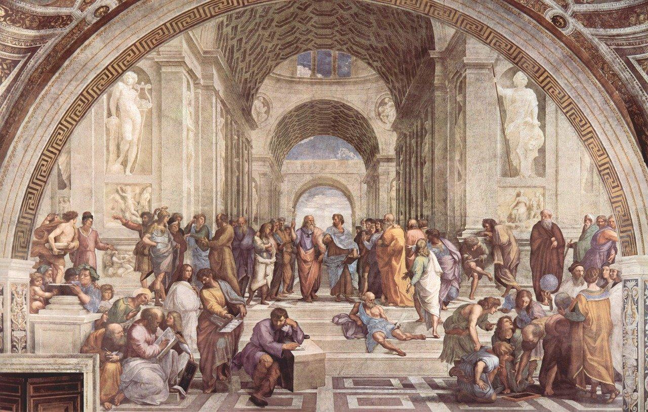 Musei di Atene Foto di Welcome to All ! ツ Love, Harmony & Peace da Pixabay