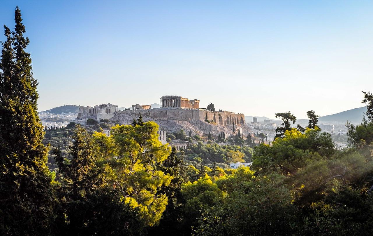 Atene cosa fare Foto di Leonhard Niederwimmer da Pixabay