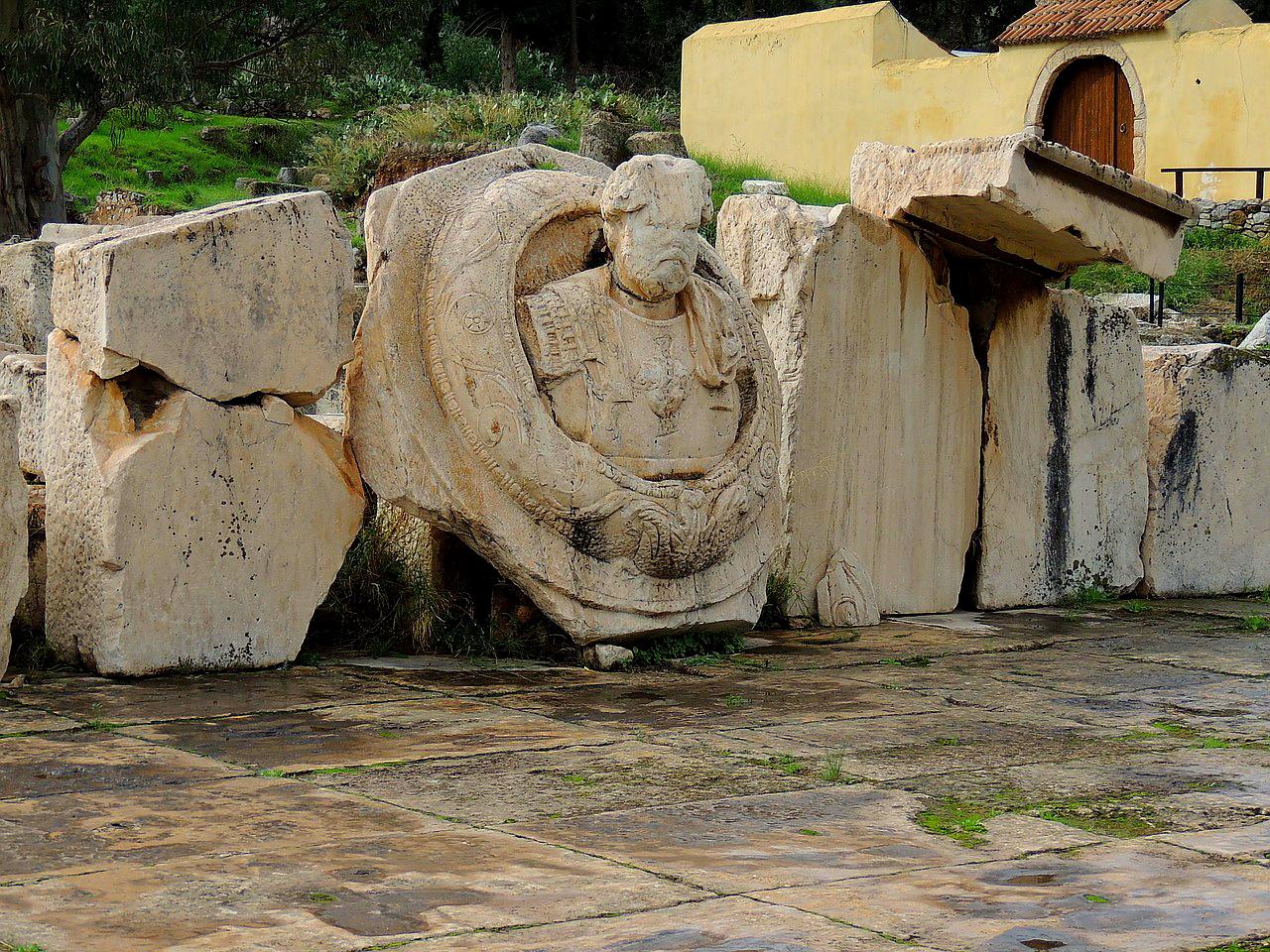 Musei di Atene: ritrovamentI Eleusini