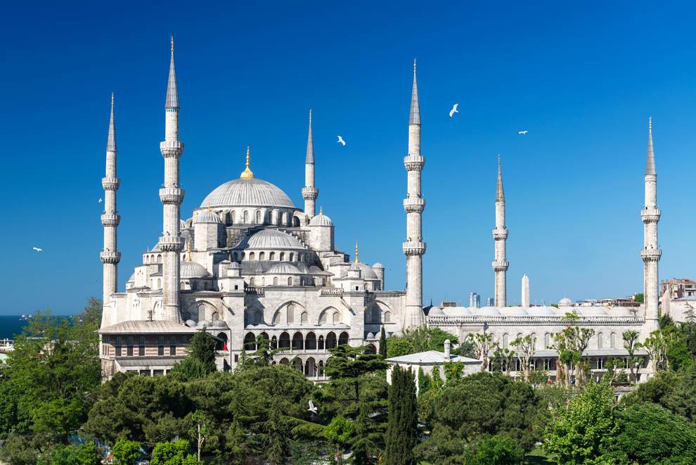 Giorno 3 - Istanbul, Turkey