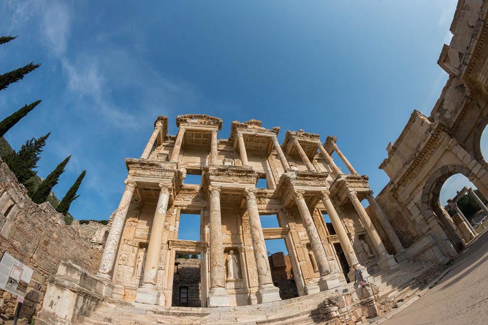 Giorno 3 - Kusadasi, Patmos Grecia