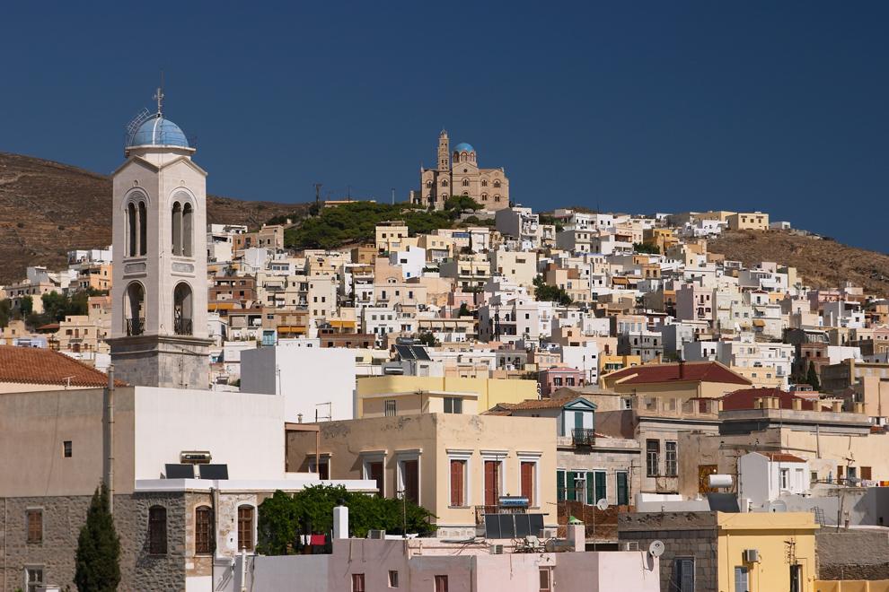 Giorno 2 - Syros Grecia