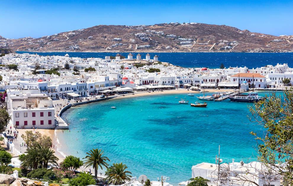 Giorno 7 - Mykonos Grecia