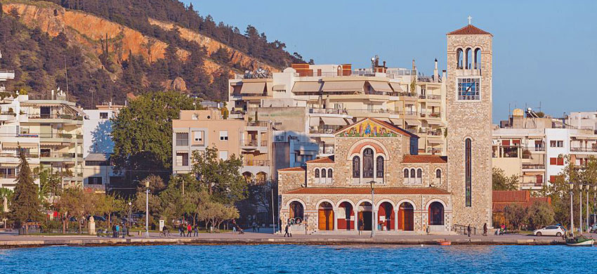Giorno 6 - Volos, Greece