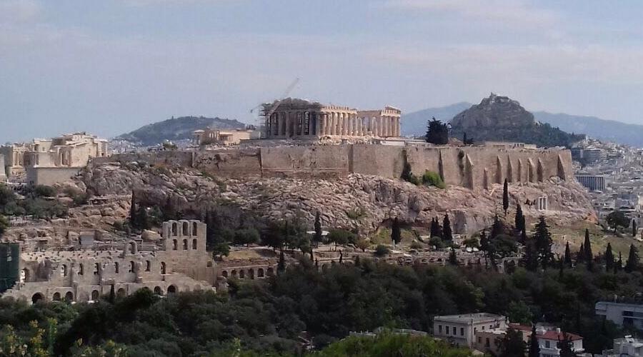 Giorno 6 - Atene - partenza per l'Italia