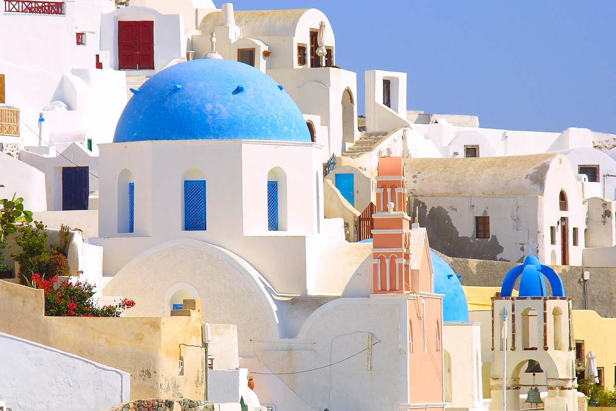 Giorno 4 - Santorini Grecia