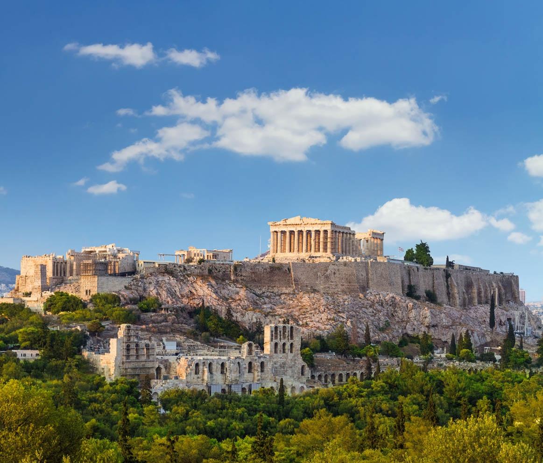 Giorno 1 - Atene (Lavrion) Grecia