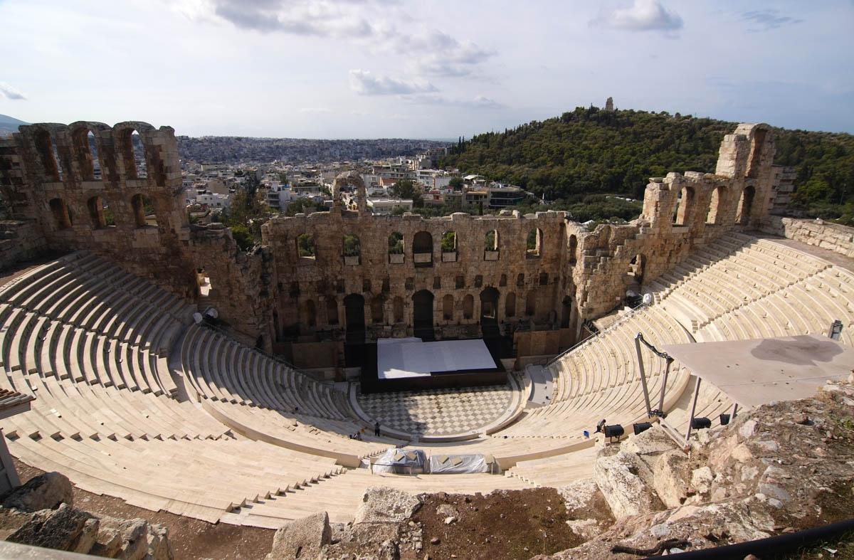 Giorno 1 - Atene (Pireo) Grecia