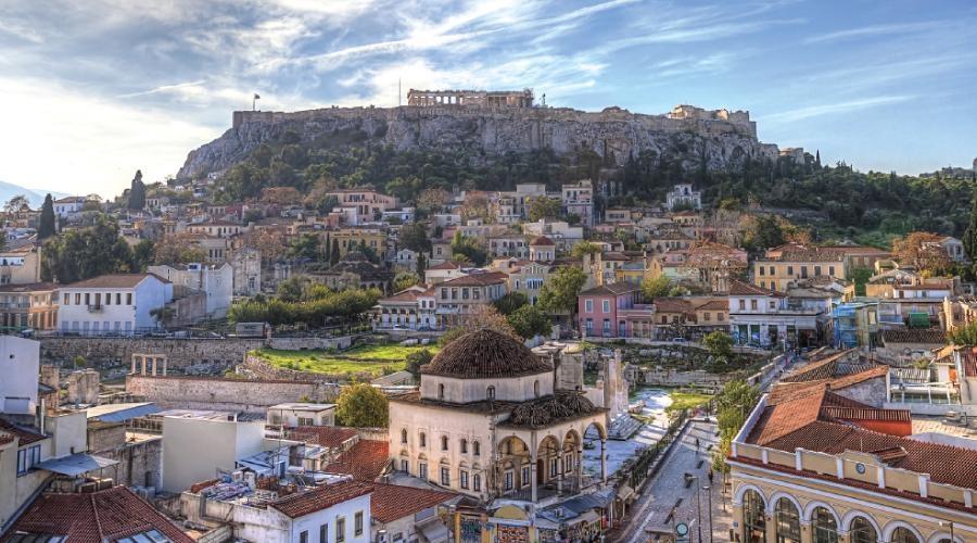 Giorno 5 - Atene (Pireo) Grecia