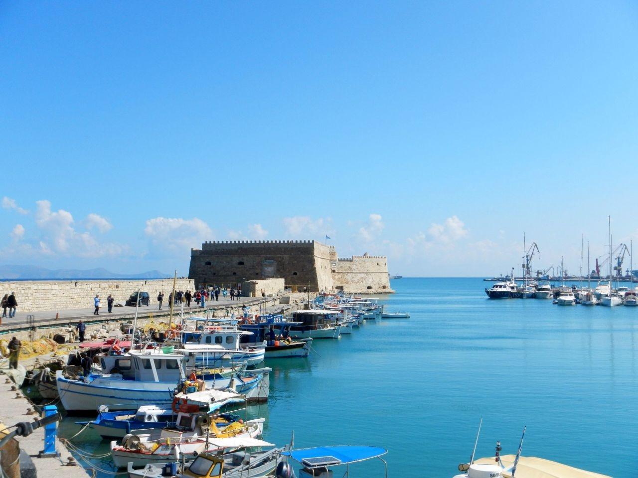 Giorno 4 - Creta (Heraklion) Grecia, Santorini Grecia