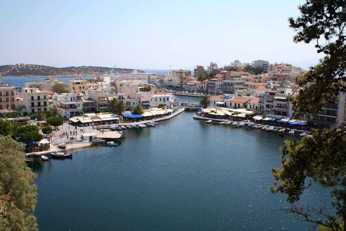 Giorno 4 - Agios Nikolaos (Creta)