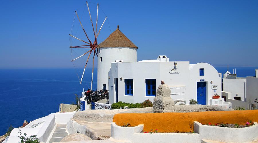 Giorno 2 - Mykonos Grecia