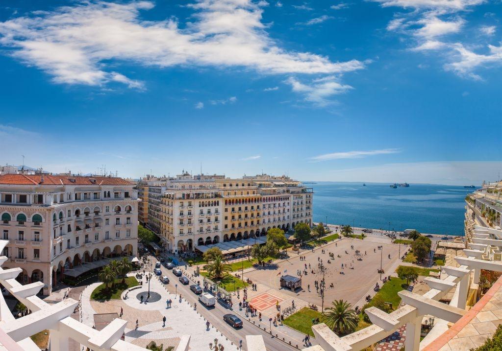Giorno 2 - Salonicco Grecia