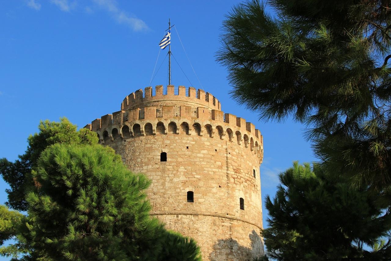 Giorno 5 - Salonicco Grecia