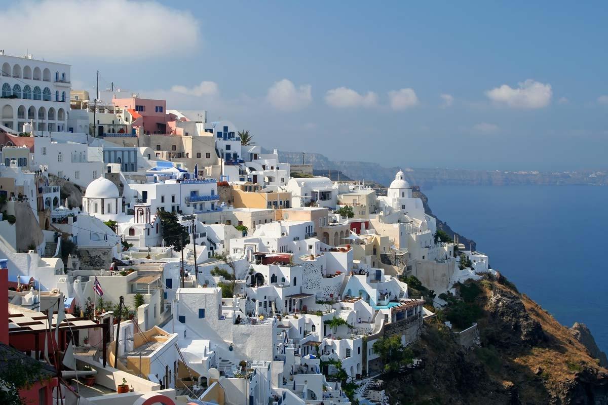Giorno 5 - Santorini Grecia